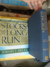 Stocks For The Long Run, 4th Edition  <股市长线投资法> 英文原版 精装大16开 +书衣 厚重册