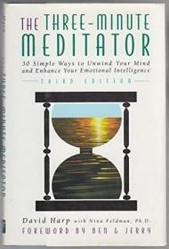 The Three-Minute Meditator 30 Simple Ways to Unwind Your Mind and Enhance Your Emotional Intellig...