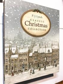 英文原版尾单套装 classic christmas collection 经典的圣诞节集合 3册