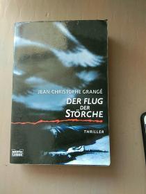 JEAN-CHRISTOPHE GRANGE DER FLUG DER STORCHE