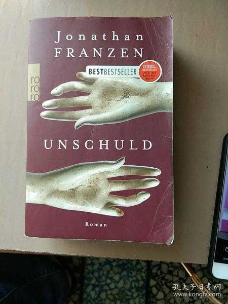 Jonathan FRANZEN UNSCHULD