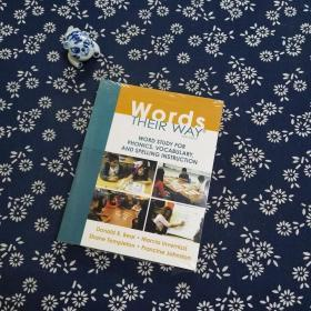 Words THEIR WAY Sixth Edition