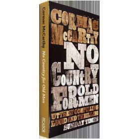 现货正版进口英文原版书No Country for Old Men老无所依 奥斯卡获奖影片原著小说科马克麦卡锡