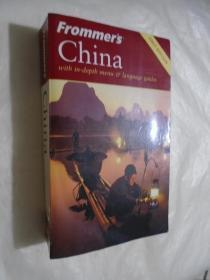 Frommers China (Frommers Complete Guides) 英文原版