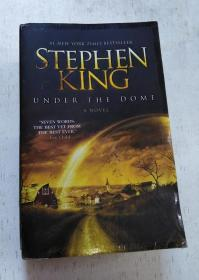 STEPHEN KING :UNDER THE DOME