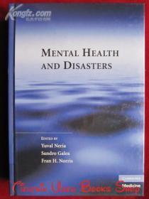 Mental Health and Disasters(英语原版 精装本)心理健康和灾害