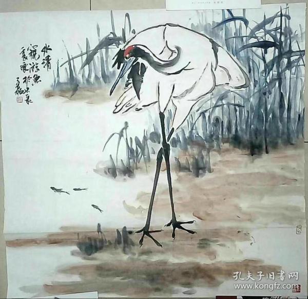 山东省美协会员国画作品(斗方作品每幅一百五十元)