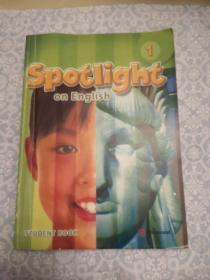 Spotlight on English 1 美国本土小学英文教材