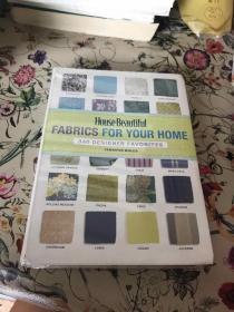 House Beautiful Fabrics for Your Home[340设计为您的家庭收藏馆美丽的织物]