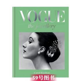 Vogue The Jewellery Vogue的珠宝 英文原版珠宝配饰