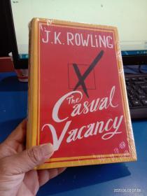 The Casual Vacancy (偶发空缺)英文原版 精装版 哈利波特之母JK罗琳作品