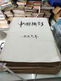 中国摄影报1996年全年大全合订本