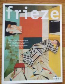 frieze  NO.182 OCTOBER 2016(看图)