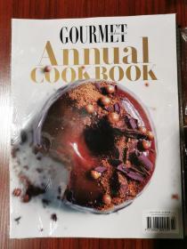 GOURMET ANNUAL COOK BOOK美食杂志 2017年3月 英文版 澳洲