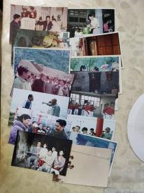 彩色照片:关于宜昌市民生方面的彩色照片       共15张照片合售     彩色照片箱2   00191