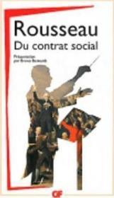 [法语版]卢梭《社会契约论》Du contrat social