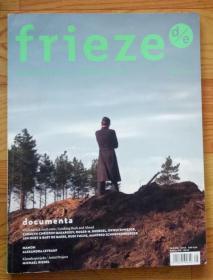 frieze  d/e  NO.5 SUMMER 2012(看图)