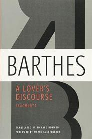 A Lovers Discourse: Fragments