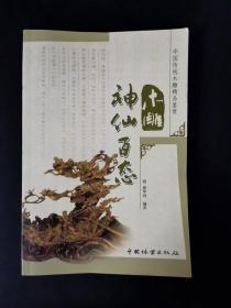 中国传统木雕精品鉴赏:木雕神仙百态