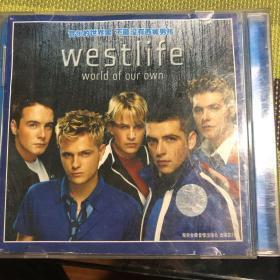 西域男孩 world of our own(我们的世界)CD