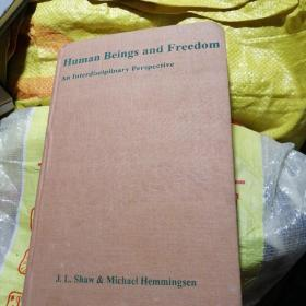 Human Beings and Freedom