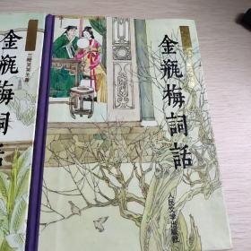 金瓶梅词话(共两册)