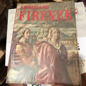AMMIRIAMO FIRENZE(外文原版)