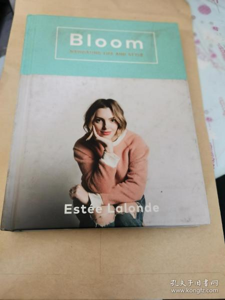 bloom navigating life and style【如图所示
