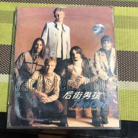 后街男孩CD