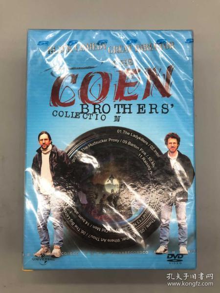 CHINARECORDCO原装正版DVD内含15张
