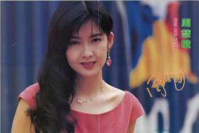 香港明星正版铜版画册