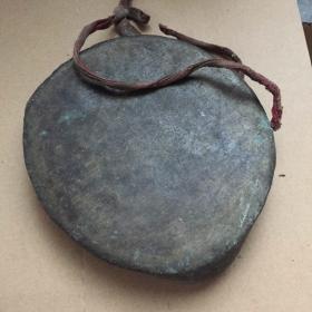 铜锣 老物件