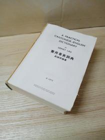 实用粤英词典