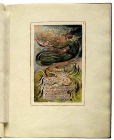 珍本:《The Book of Urizen/尤来森之书》介绍了人物Urizen,他布莱克将其描绘成道德与正义的化身。大多数布莱克的书籍并未经过传统意义上的出版,而是由一些私人收藏家或伦敦书店因特别委托而印刷,因此十分罕见而珍贵。本店销售的为仿古高档道林纸原色原貌原大复制本
