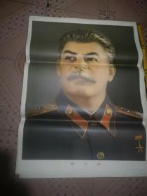 斯大林画像挂像六十张