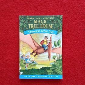 Magic Tree House #1:Dinosaurs Before Dark