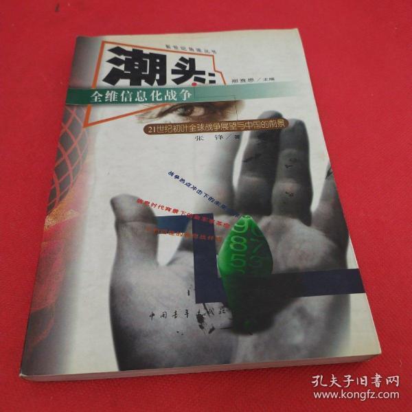 潮头:全维信息化战争:21世纪初叶全球战争展望与中国的前景