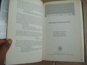 Dangerous Markets: Managing in Financial Crises [危险市场:金融风险时的管理]