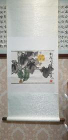 天津美协会员,著名画家李增亭花卉