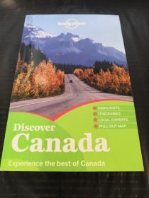 Lonely Planet: Discover Canada孤独星球:发现加拿大