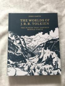 英版约翰加斯 托尔金的世界 john garth the worlds of j.r.r. tolkien the places that inspired middle earth
