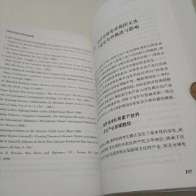 中国文化安全与意识形态战略