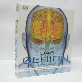 DAS GEHIRN RITA CARTER 德语医学书