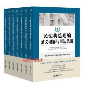 预售  民法典2020年版 民法典总则编条文理解与司法适用