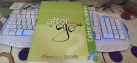 alter ego+ A2 Cahier dactivites(中国法语联盟通用教材)附盘