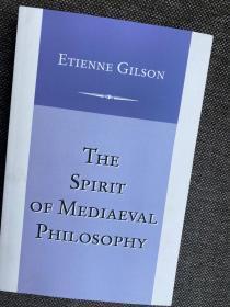 全新 The Spirit of Mediaeval Philosophy 现货