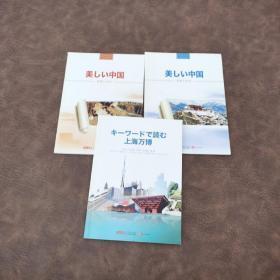 最美中国——自然与文化、艺术与文化+关键词读上海世博