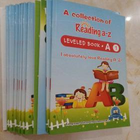 raz a 级别,12本合集,点读版