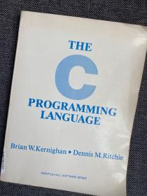 现货 The C Programming Language