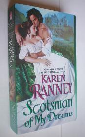 Scotsman of My Dreams (简装本)